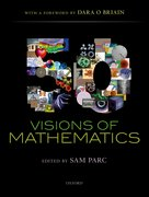 Cover for 50 Visions of Mathematics