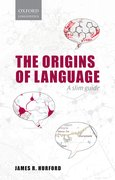 Cover for Origins of Language