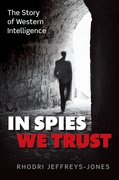 Cover for In Spies We Trust