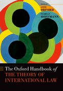 Cover for The Oxford Handbook of the Theory of International Law