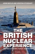 Cover for British Nuclear Experience