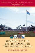 Cover for Winding up the British Empire in the Pacific Islands