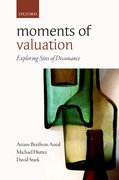 Cover for Moments of Valuation