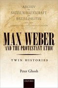 Cover for Max Weber and