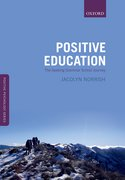 Cover for Positive Education