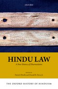 Cover for The Oxford History of Hinduism: Hindu Law