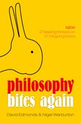 Cover for Philosophy Bites Again