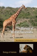 Cover for The Biology of African Savannahs