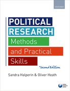 Cover for Political Research