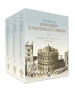 History of Oxford University Press Three-volume set