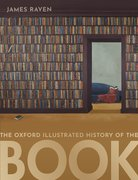 Cover for The Oxford Illustrated History of the Book