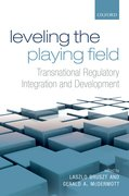 Cover for Leveling the Playing Field
