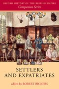 Cover for Settlers and Expatriates