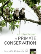 Cover for An Introduction to Primate Conservation - 9780198703396