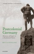 Cover for Postcolonial Germany