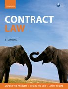 Cover for Contract Law