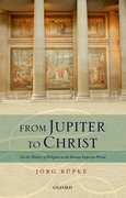 Cover for From Jupiter to Christ