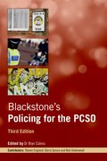 Blackstone's Policing for the PCSO