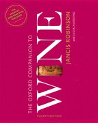 Cover for The Oxford Companion to Wine