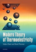 Cover for Modern Theory of Thermoelectricity
