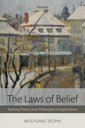 Cover for The Laws of Belief