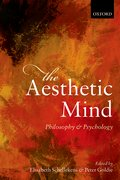 Cover for The Aesthetic Mind