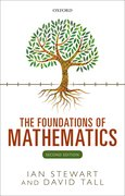 Cover for The Foundations of Mathematics
