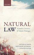 Cover for Natural Law