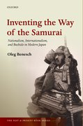 Cover for Inventing the Way of the Samurai