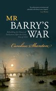 Cover for Mr Barry's War - 9780198707202