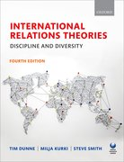 Cover for International Relations Theories