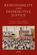 Cover for Responsibility and Distributive Justice