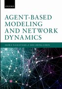 Cover for Agent-Based Modeling and Network Dynamics