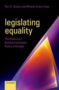 Cover for Legislating Equality