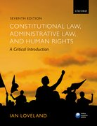 Cover for Constitutional Law, Administrative Law & Human Rights