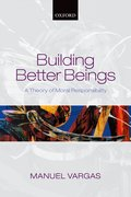 Cover for Building Better Beings