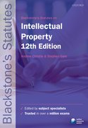 Christie & Gare: Intellectual Property 12e