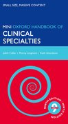 Cover for Oxford Handbook of Clinical Specialties - Mini Edition