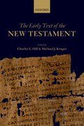 Cover for The Early Text of the New Testament