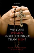 Cover for Why are Women more Religious than Men?