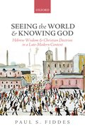Cover for Seeing the World and Knowing God