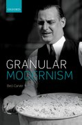 Cover for Granular Modernism