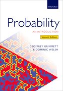 Cover for Probability: An Introduction