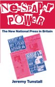 Cover for Newspaper Power