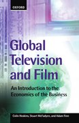 Cover for Global Television and Film