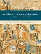 Cover for Translation: Theory and Practice