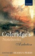 Coleridge's Notebooks A Selection