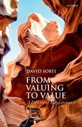 Cover for From Valuing to Value