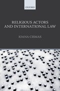 Cover for Religious Actors and International Law