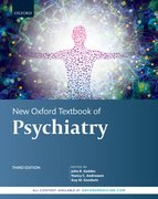 Cover for New Oxford Textbook of Psychiatry